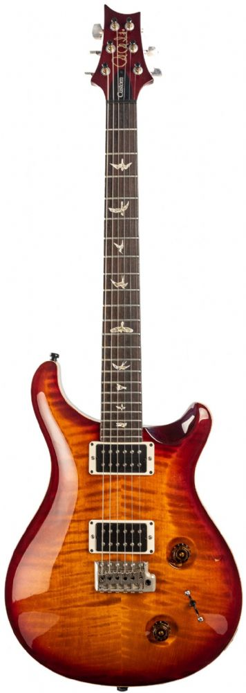 PRS Custom 22 Guitar in Cherry Pre Owned